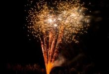 Weselne pokazy sztucznych ogni